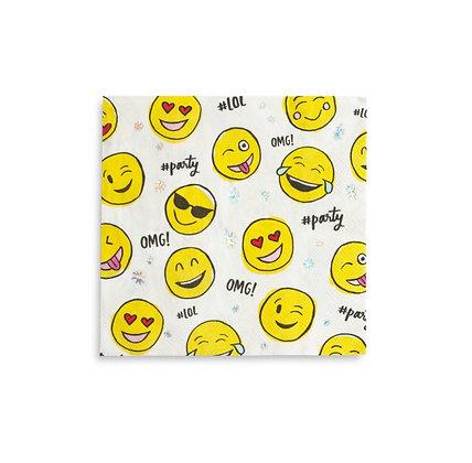 Emoji servilleta