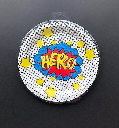 Comic Superheroe