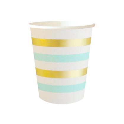 Gold Mint vaso
