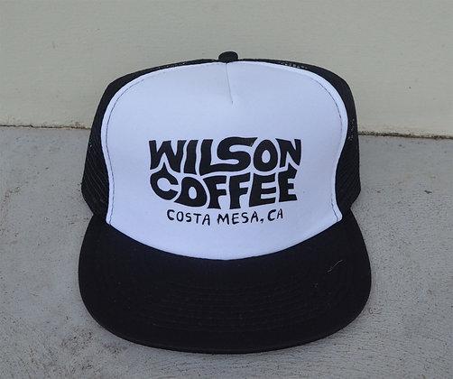 Wilson Logo Mesh Hat