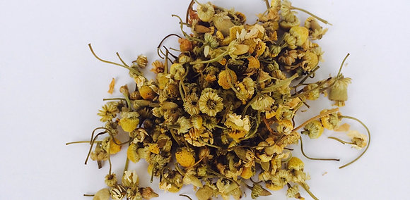CHAMOMILE WHOLE FLOWER ORGANIC