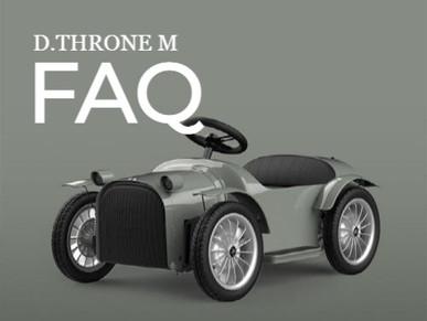 디트로네 M 제품 & 구매 FAQ