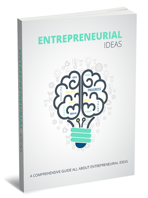 Entrepreneurial Ideas eBook