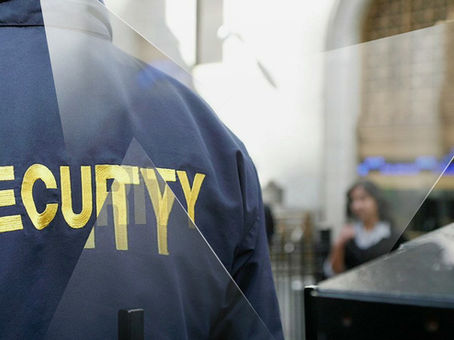 Professional Security Guard Training