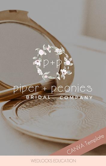 Piper + Peonie Bride Guide