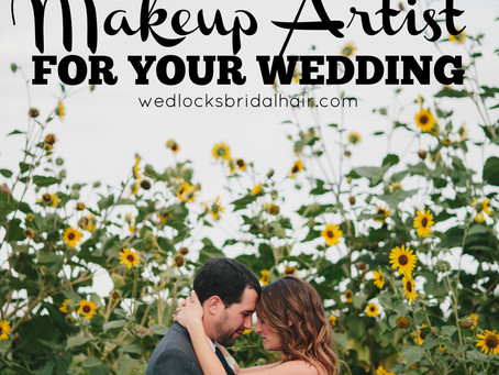 How To Find A Hairstylist & Makeup Artist For Your Wedding