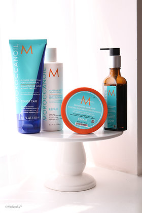 Haircare Essentials Kit
