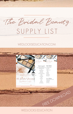 Supply List cover