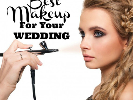 The Best Makeup For Your Wedding