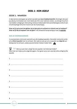 Je keuze maken van je studierichting via een online presentatie, testjes en een werkboek. Dit werkboek helpt om je inzichten omtrent je studiekeuze verder vorm te geven en te onthouden. Anthentiek is jouw studiekeuze begeleiding expert uit Hasselt.