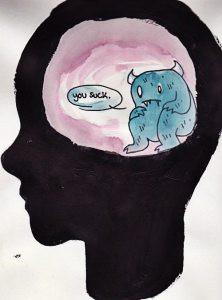 Je eigen grootste criticus