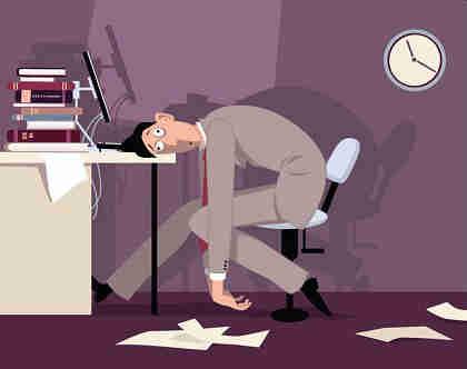 Werk privé balans zelfstandige veel uren werken loopbaanbegeleiding Anthentiek
