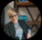 Psycholoog en loopbaancoach (VDAB) Ann uit Hasselt (Limburg) met specialisatie in loopbaanbegeleiding, burn-out, assertiviteit en zelfvertrouwen