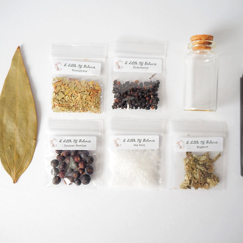 Protection Spell Jar Kit