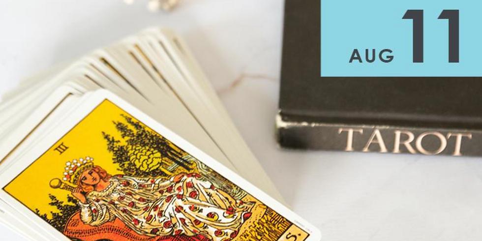 Tarot Basics: The Major Cards