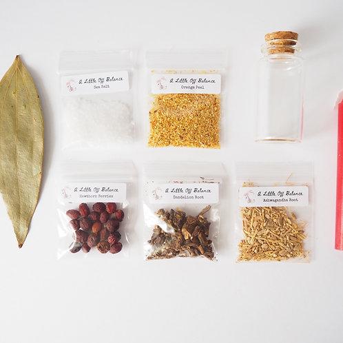 Energy Spell Jar Kit