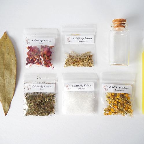 Bad Habits Spell Jar Kit