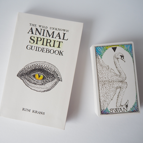 Animal Spirit Deck and Guidebook