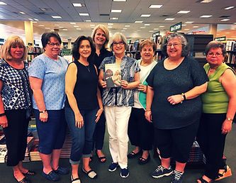 Rebecca Drake Book Signing Book Club