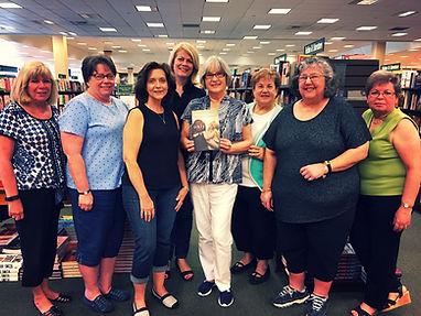 Rebecca Drake Meeting with a Book Club