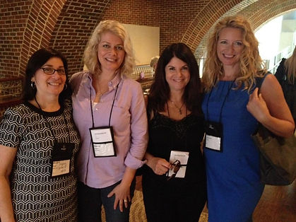 Rebecca Drake with Margery Flax, Maddee James, & Sophie Littlefield/Sophia Grant