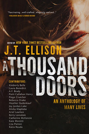 A Thousand Doors by Rebecca Drake