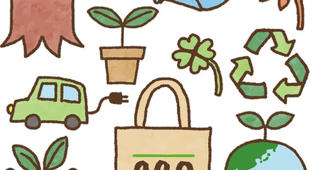 レジ袋に代わるヒット商品の種?