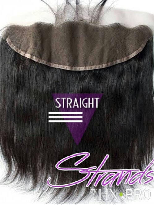 Strands Straight Frontal Lace Closure