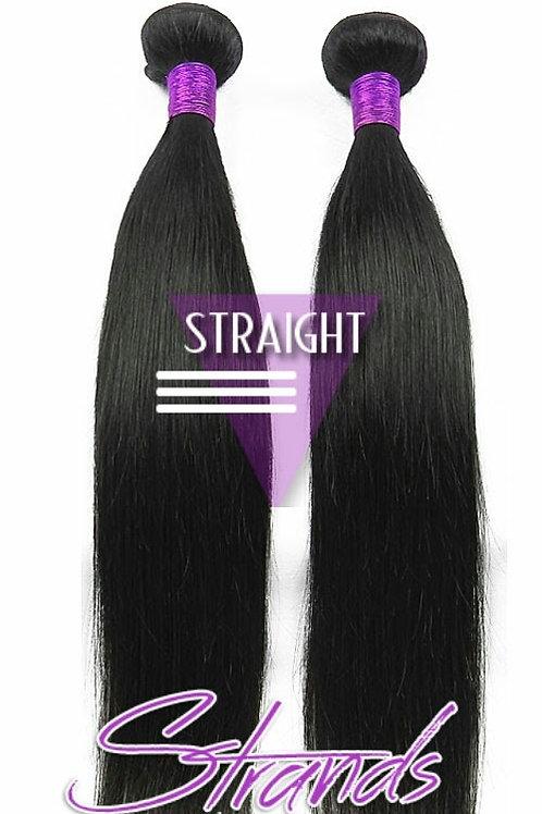 Strands Virgin Peruvian Straight