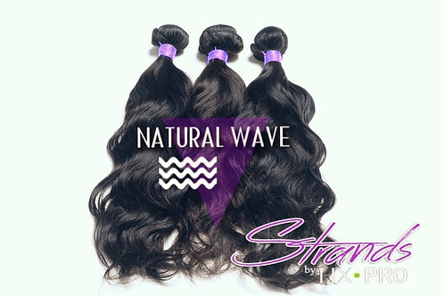 Strands Virgin Malaysian Natural Wave