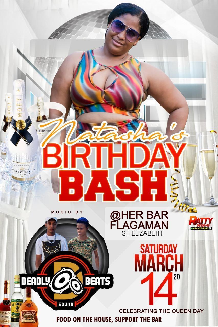 3-14-2020 Natash'a Birthday Bash