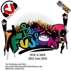 Island Fusion Soca Mix