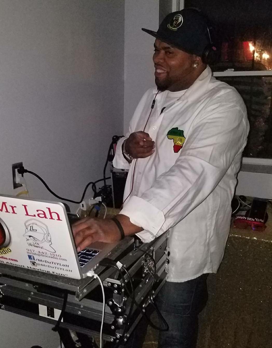 Mr Lah b