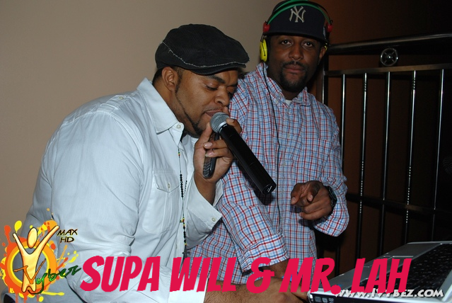 Supa Will & Mr Lah
