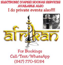 Afrikan Booking
