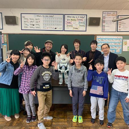 ロボットワークショップ in大館