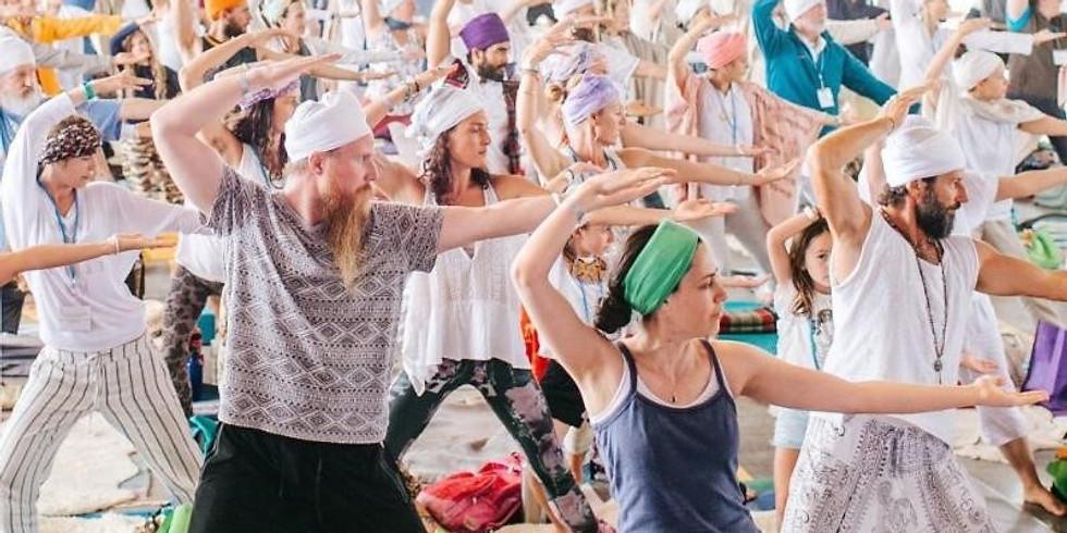 Kundalini Yoga / Healing Circle
