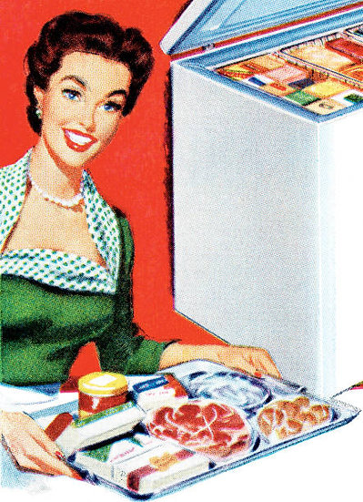March Freezer Cooking Class- Sunday March 21st @3pm