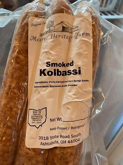Smoked Kolbassi