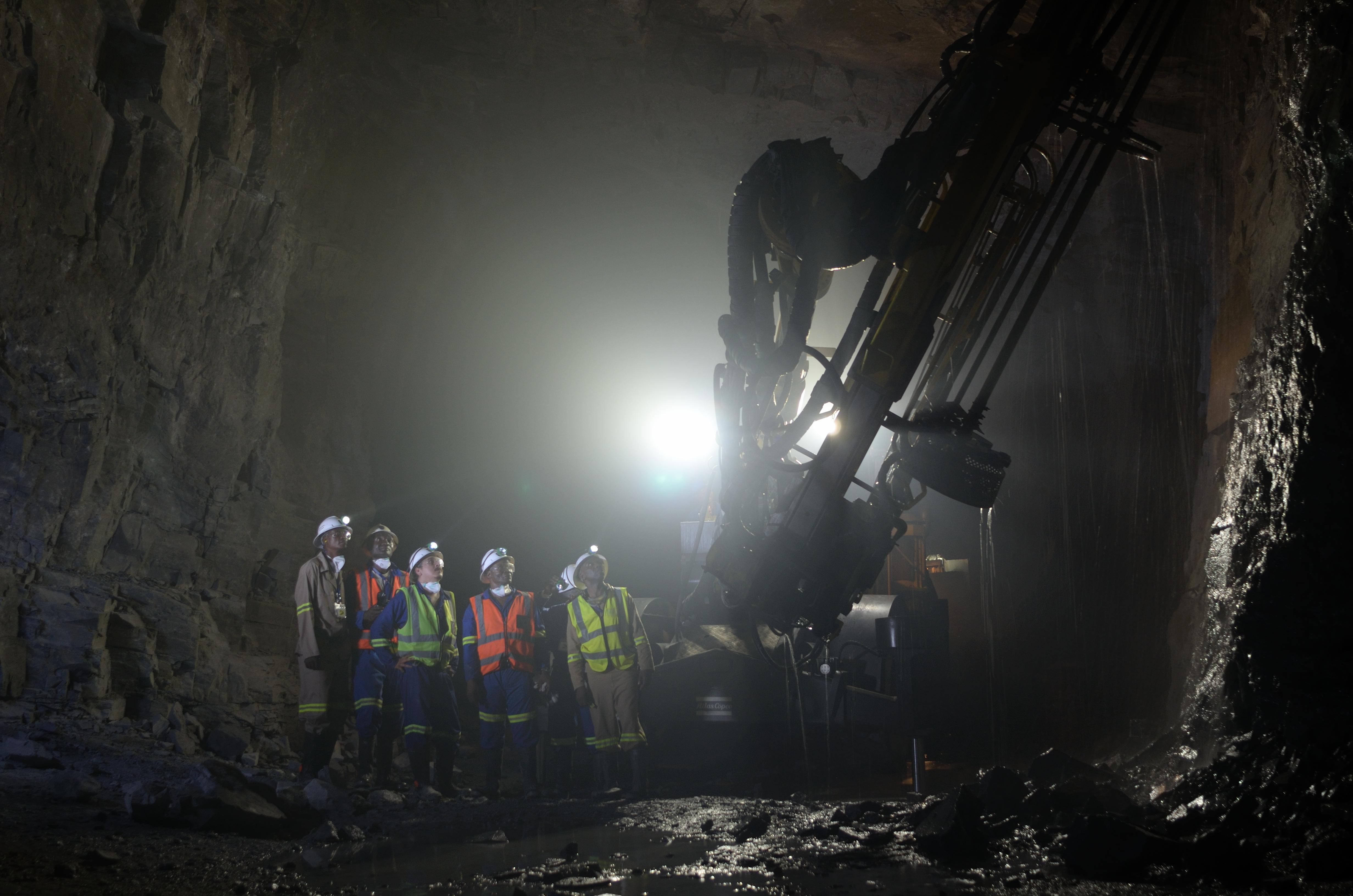 Glencore Mining Photography