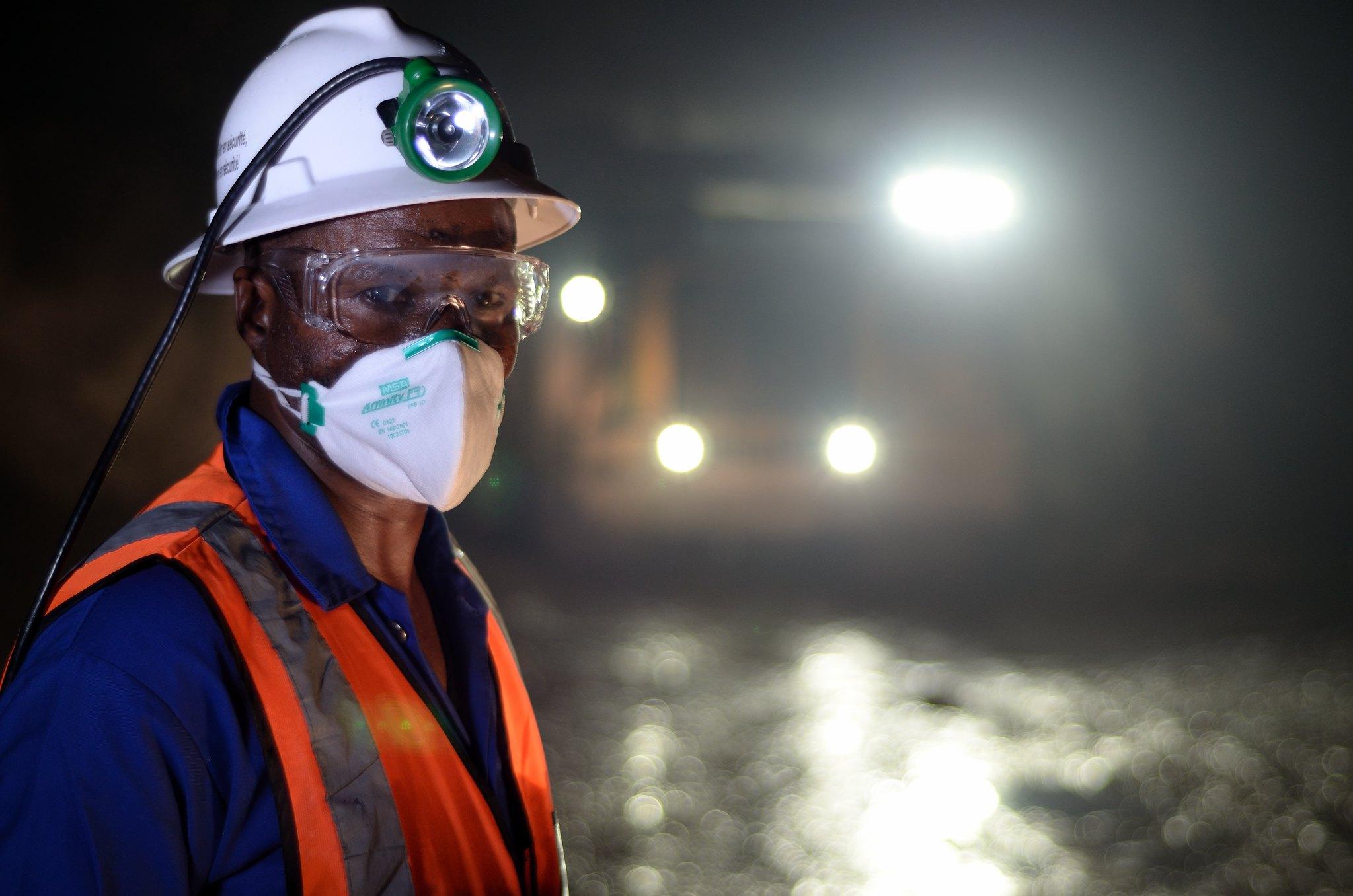 Glencore Mining DRC