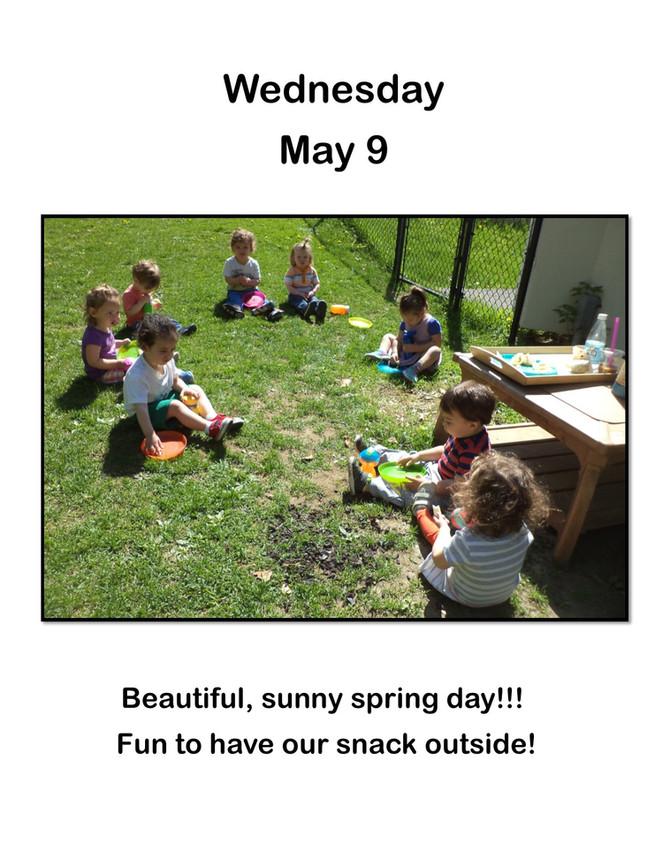 Room Alef's Spring Picnic!