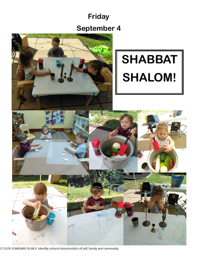 Room Gimmel Celebrates Their First Shabbat Party Together