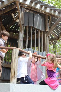 3's & 4's playground