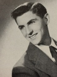 Ted Goeden's Wausau High School graduation photo.