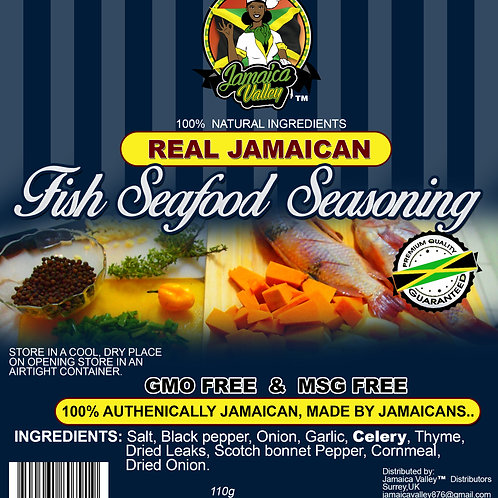 Fish Seafood Seasoning