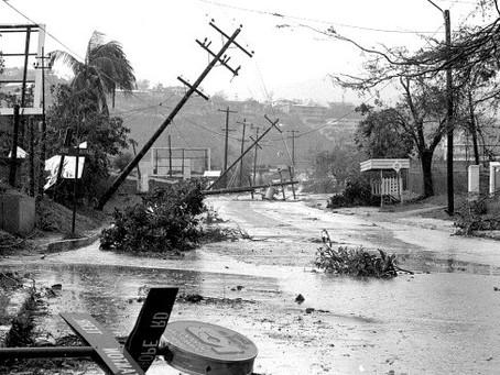Jamaican Food Stories: Hurricane Gilbert! What did we eat?