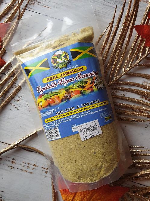 Vegetable Vegan Seasoning