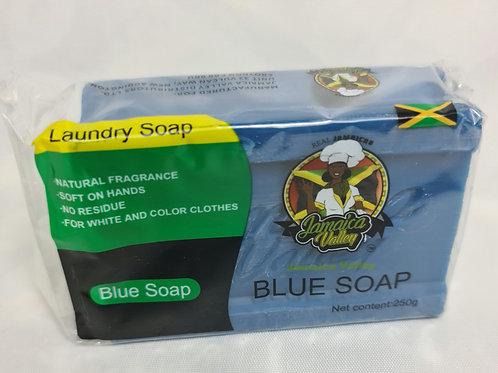 Blue Laundry Soap