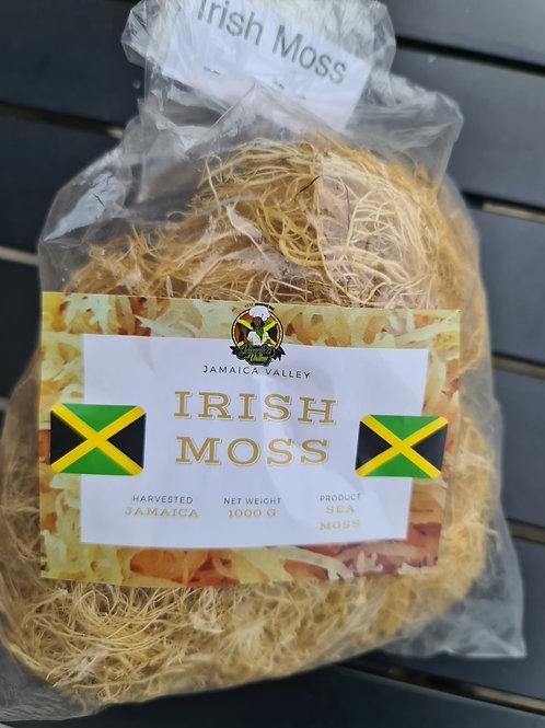100% Jamaican Seamoss (Irish Moss)
